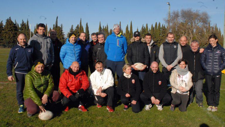 Formation | 18 éducateurs présents à Carcassonne
