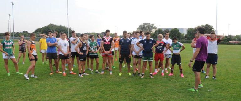 Pôle Rugby à XIII : Pensez à vous inscrire…