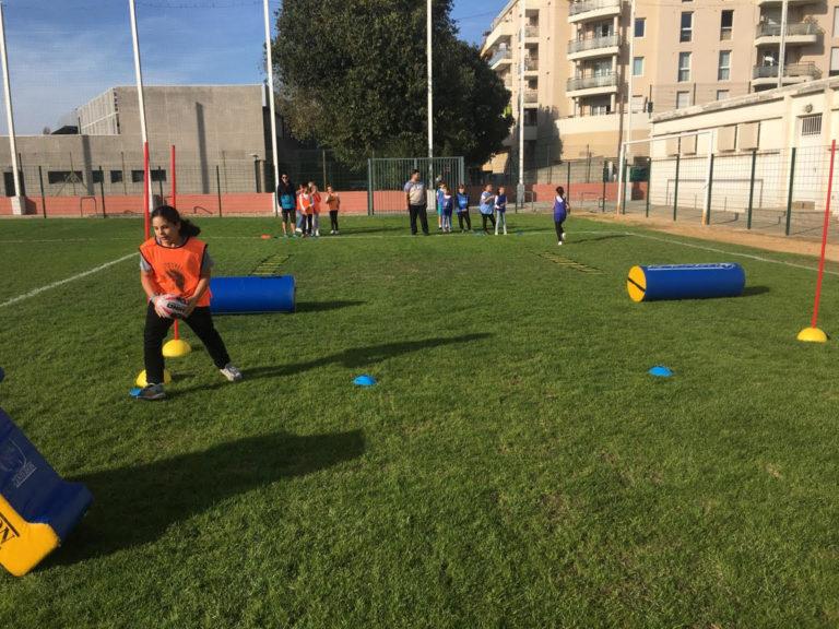 Coupe du Monde de rugby à XIII pour les centres d'animations Toulonnais