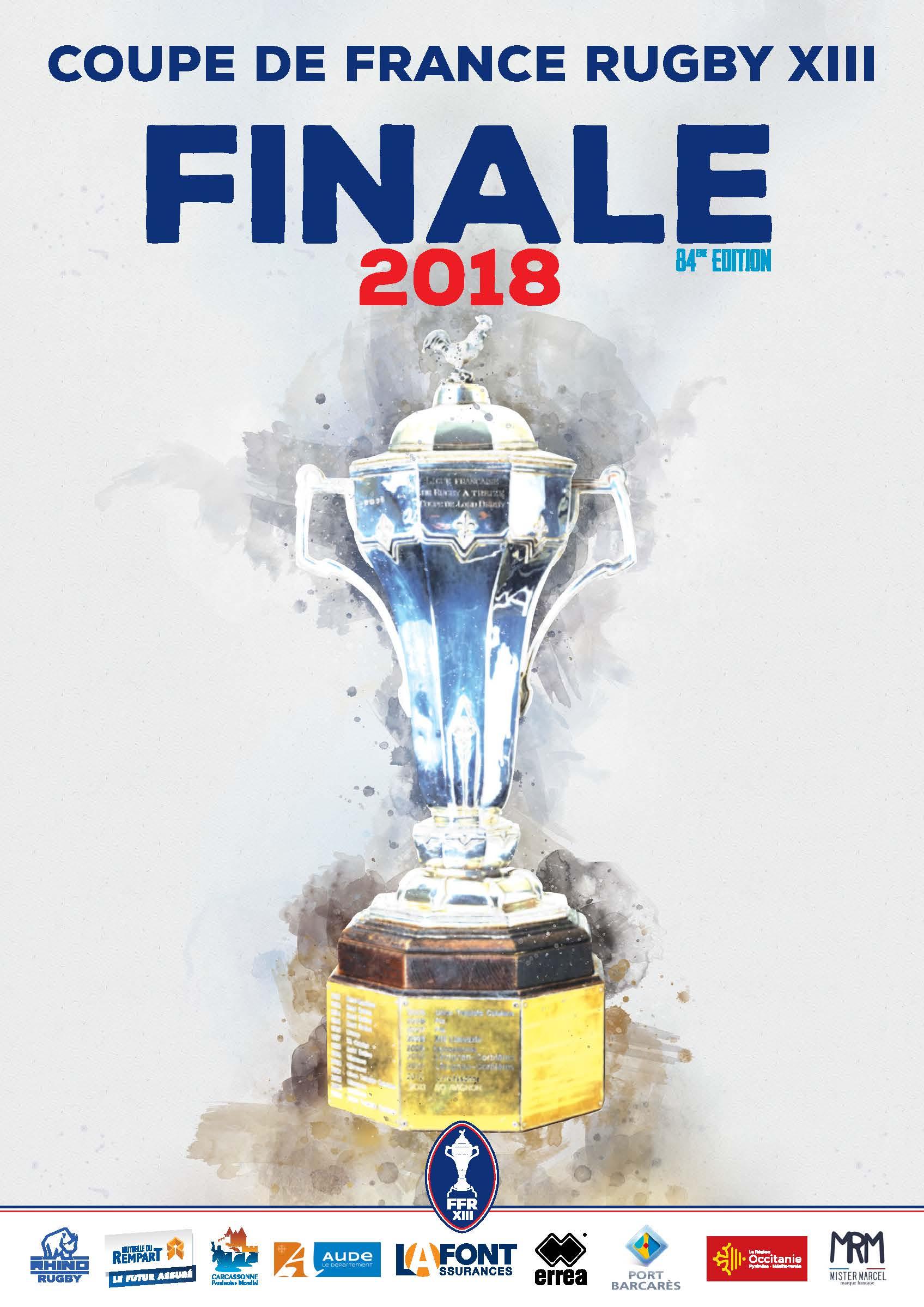 R sultats coupe de france lord derby f d ration fran aise de rugby xiii - Resultats coupe de france ...