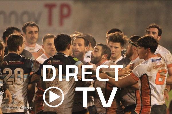 Le match en direct Lézignan vs Albi