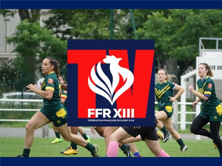 Direct FFRXIII TV: Finale Féminine et Demi-Finale Championnat de France – Les commentateurs