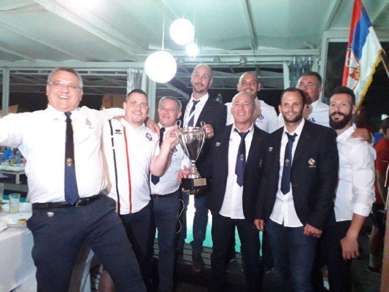EURO 2018- U19 : Le bilan positif de Yannick Buttignol  et Patrick Limongi