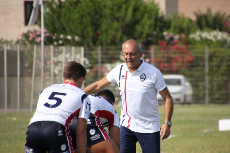 Patrick Limongi déjà ambitieux pour les U19 de Carcassonne