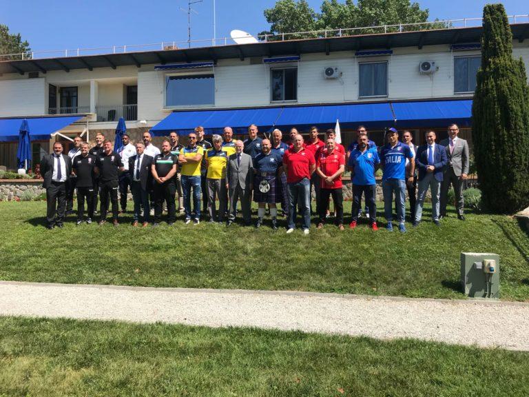 Dernier round pour le Championnat d'Europe 2018 – U19