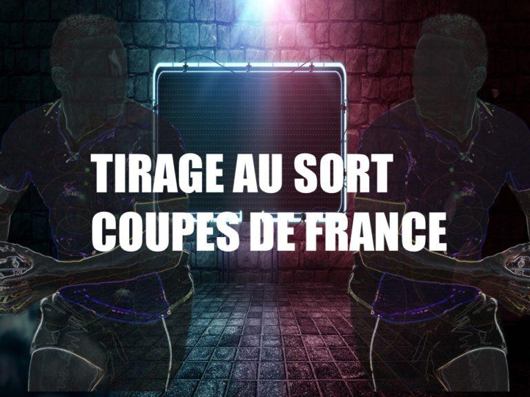 Tirages des Coupes de France