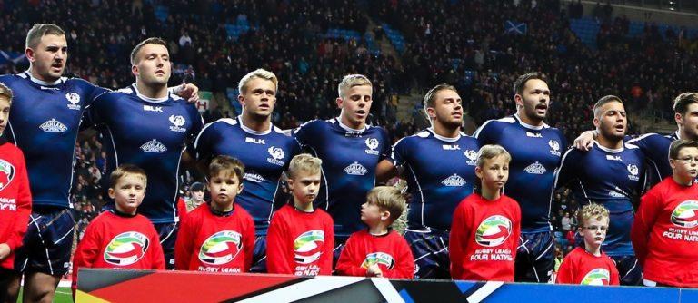 L'équipe d'Écosse dévoilée!