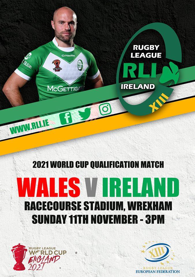 Le Pays de Galles et l'Irlande dévoilent leurs équipes pour le match du 11 novembre (EURO 2018)