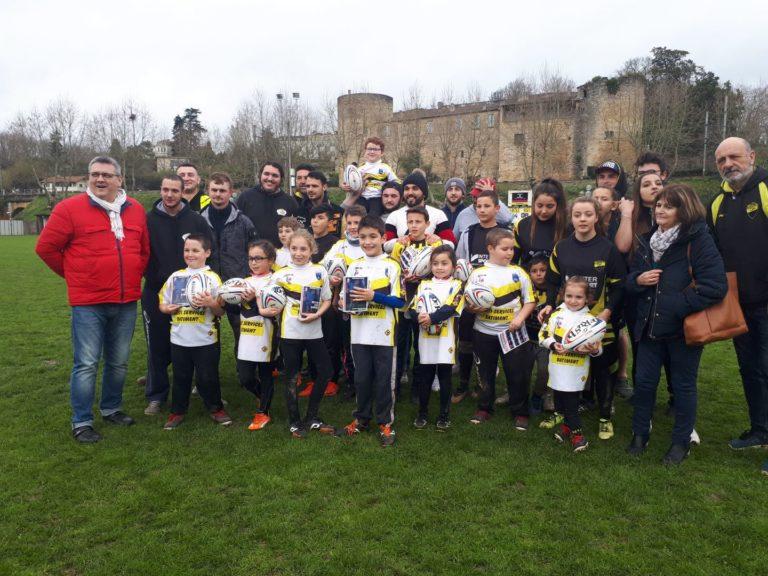 École de rugby de La Réole XIII