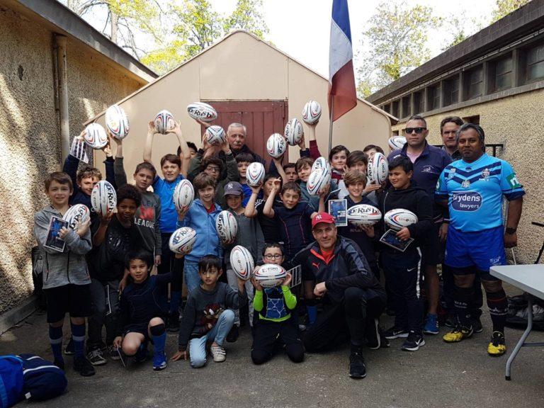 """Un """"Ballon pour Tous"""" à la CIPALE !"""