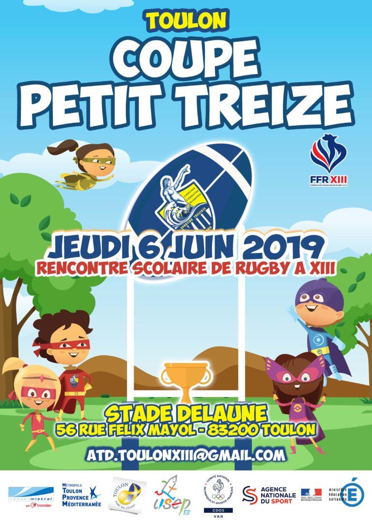 Toulon fait le plein de rugby à XIII durant le mois de Juin 2019