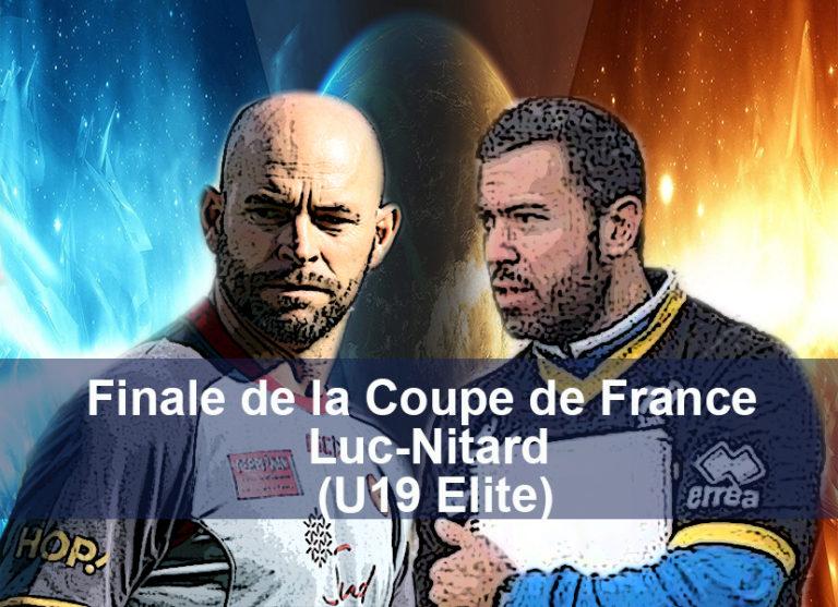 Bruno Vergès et Jérôme De Azevedo  évoquent un duel royal (Coupe de France U19)