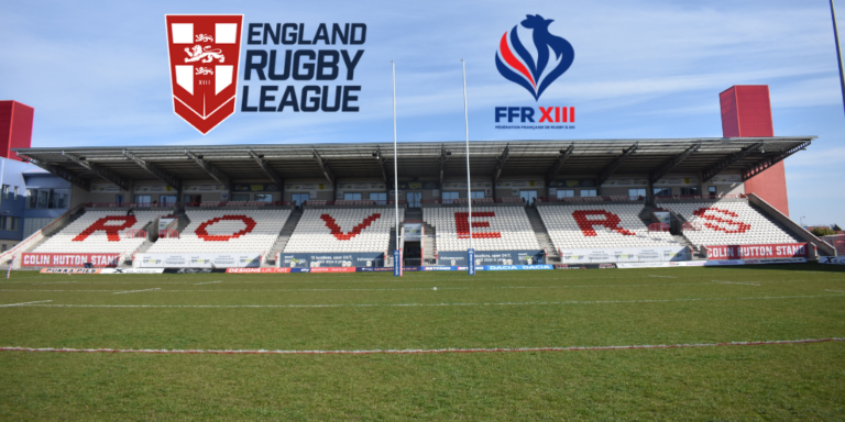 Hull KR accueillera le premier match England Youth vs France U17