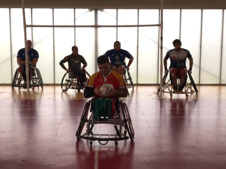 L'équipe de France XIII Fauteuil en route vers 2021 et la Coupe du Monde!