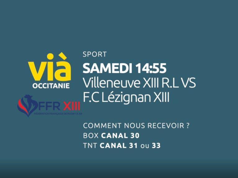 5ème journée du Championnat de France en direct sur viàOccitanie