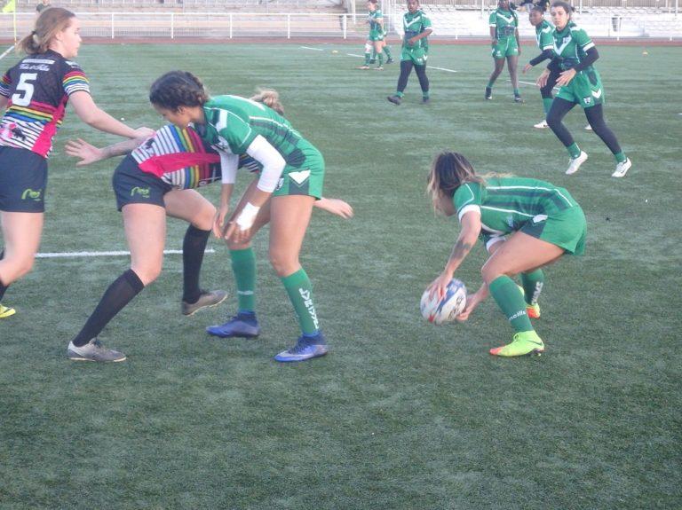 Une féminine de l'OL franchit le Rubicon pour le Vaux-en-Velin Rugby League