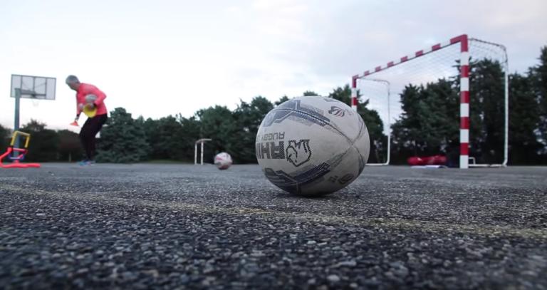 Reportage : Dans l'intervalle…du Rugby à XIII