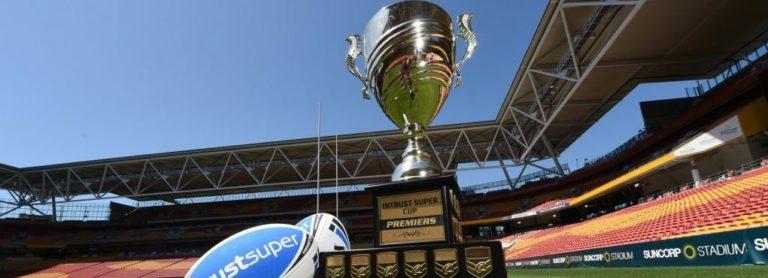 Pacifique XIII vers l'Intrust Super Cup