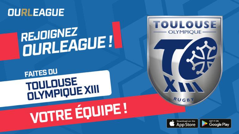 Soutenez « gratuitement » le Toulouse Olympique XIII