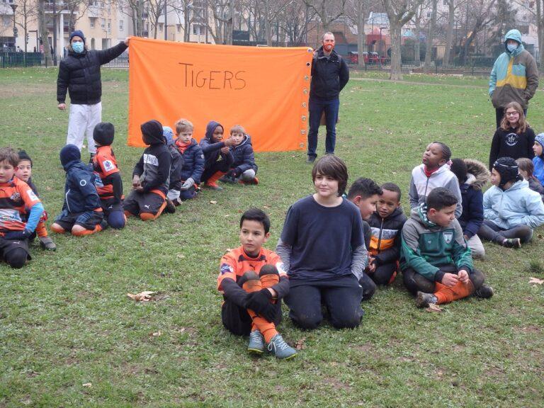 Jour de reprise & galette des rois pour les tigres de Charpennes Tonkin de Villeurbanne