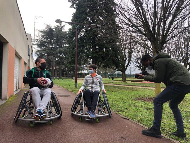 Para Rugby Treiz'Inclusif, ou comment favoriser inclusion & mixité au XIII Fauteuil